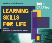 CRAFTed - HANDS ON WORKSHOPS FOR PRIMARY SCHOOL TEACHERS - VIRTUAL